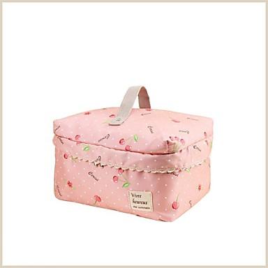 Geantă Cosmetice Cosmetice & Geantă de Machiaj Organizator Bagaj de Călătorie Portabil Depozitare Călătorie Capacitate Înaltă pentru
