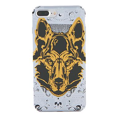 Pentru Apple iphone 7 7plus model caz spate caz coperta câine greu pc 6s plus 6 plus 6s 6