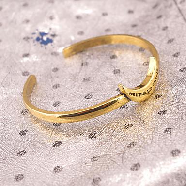 Γυναικεία Χειροπέδες Βραχιόλια Κοσμήματα Βίντατζ Μοντέρνα Κράμα MOON Κοσμήματα Πάρτι Ειδική Περίσταση