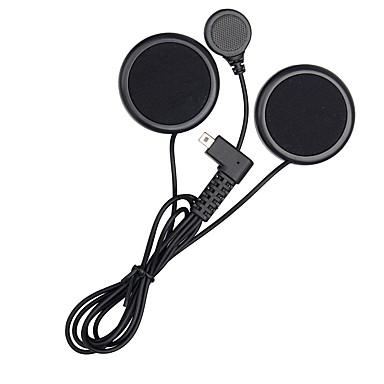 Freedconn mini usb motosiklet interkom aksesuarları fdc-01vb için yumuşak kulaklık kulaklık mikrofonu t-comvb tcom-sc kolo tcom-02 tam yüz