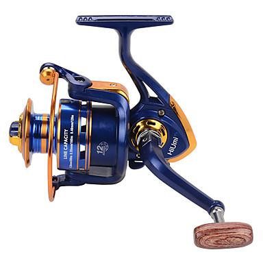 Horgászorsók Role de filare 5.21 Raport Transmisie+12 Rulmenti schimbabil Aruncare Momeală Pescuit la Copcă Filare Pescuit de Apă Dulce