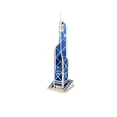 3D-puzzels Beroemd gebouw Plezier Hout Klassiek