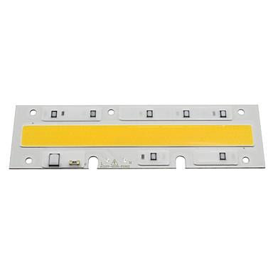 Led lampă cob cip ac 110v 70w inteligent ic pentru diy inundații lumina reflectoarelor alb / cald alb (1 bucată)