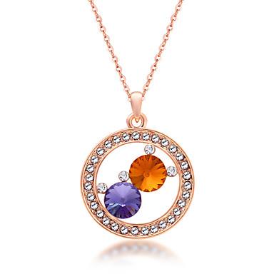 Pentru femei Altele Design Unic Modă Euramerican Coliere cu Pandativ Bijuterii Cristal Aliaj Coliere cu Pandativ . Petrecere Alte