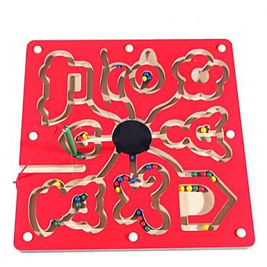Speeltjes Speeltjes Vierkant Hout Stuks Unisex Geschenk