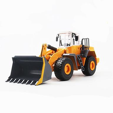 Aufziehbare Fahrzeuge Baustellenfahrzeuge Spielzeuge Spielzeuge Metal Stücke Unisex Geschenk