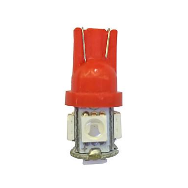 10pcs T10 차 전구 0.8W 55lm LED 방향 지시등 For 유니버셜