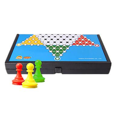 ألعاب الطاولة لعبة الشطرنج ألعاب قابل للطي مغناطيس مربع بطة بلاستيك قطع للجنسين هدية