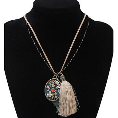 Damskie Inne Kształt Spersonalizowane Kwiatowy Biżuteria religijna Kutas Klasyczny Vintage Rhinestone Podstawowy Seksowny Natura Przyjaźń
