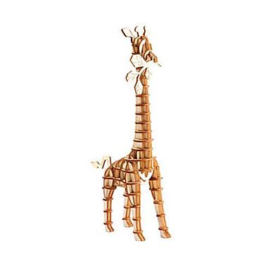3D - Puzzle Spielzeuge Tier Holz Unisex Stücke