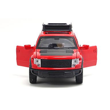 Jucării pentru mașini Vehicul Die-cast Jucarii Camion Jucarii Mașină Camion Aliaj Metalic Fier Bucăți Unisex Cadou