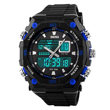 Smart Uhr Wasserdicht Long Standby Sport Multifunktion Stoppuhr Wecker Duale Zeitzonen Chronograph Kalender Other Keine SIM-Kartenslot