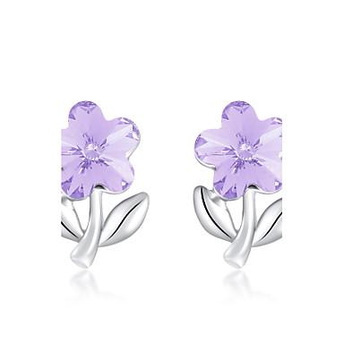 Pentru femei Cercei Bijuterii Personalizat Modă Euramerican Cristal Aliaj Bijuterii Bijuterii Pentru Nuntă Petrecere