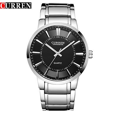 Bărbați Unic Creative ceas Ceas de Mână Uita-te inteligent Ceas Elegant  Ceas La Modă Ceas Sport Chineză Quartz Calendar Rezistent la Apă