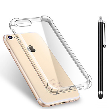 Plus X retro 06447653 iPhone iPhone Apple Plus TPU Custodia agli Tinta iPhone Per X Per per 8 iPhone Resistente urti unica Morbido 8 Transparente gxBw7Cfqn7
