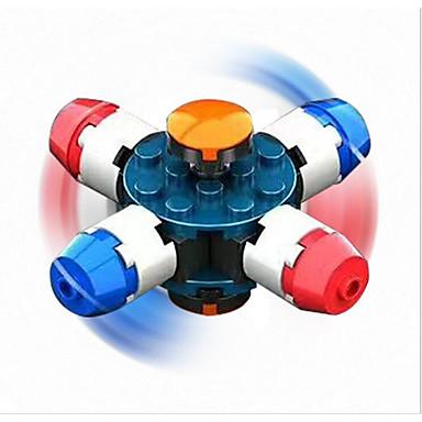 Handkreisel Handspinner Bausteine Spielzeuge Neuartige Ring Spinner Stücke Kinder Geschenk