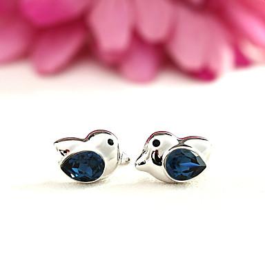 Pentru femei Cercei Stud Bijuterii Personalizat Euramerican La modă Cristal Aliaj Bijuterii Bijuterii Pentru Nuntă Petrecere
