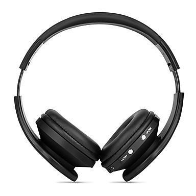سماعات لاسلكية مع وظيفة بلوتوث ستيريو سماعة قابلة للطي مع المدمج في الميكروفون والتحكم في مستوى الصوت