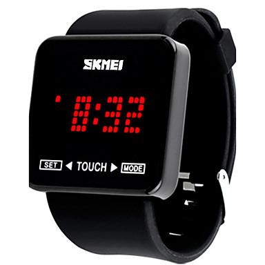 Heren Modieus horloge Polshorloge Unieke creatieve horloge Sporthorloge Dress horloge Smart horloge Chinees Digitaal Chronograaf Grote