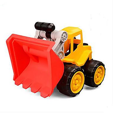 beiens Graafmachine Graafmachine op banden Speelgoedtrucks & Constructievoertuigen Speelgoedauto's ABS Kinderen Speeltjes Geschenk