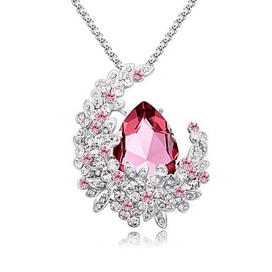 Pentru femei Lănțișoare Bijuterii Bijuterii Cristal Ștras Aliaj La modă Euramerican Bijuterii Pentru Nuntă Petrecere