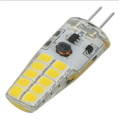 2-pins LED-lampen T 20 LEDs SMD 2835 Warm wit Koel wit 200-300lm 3000/6500