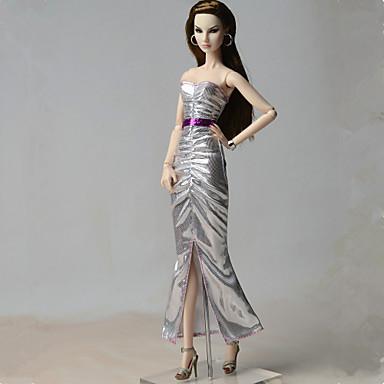 Kleider Kleid Für Barbie-Puppe Kleid Für Mädchen Puppe Spielzeug