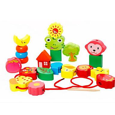 Muwanzi Bouwblokken Speeltjes Puinen Kinderen Stuks