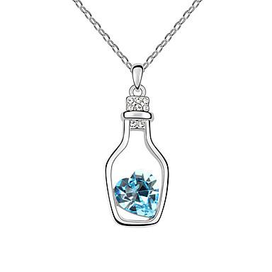Dames Hangertjes ketting Sieraden Sieraden Kristal Legering Modieus Euramerican Sieraden Voor Bruiloft Feest