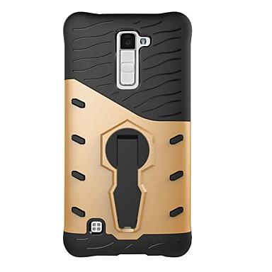 Pentru lg k10 k8 caz acoperire 360 de grade roti armura combo drop armura caz telefon k7 v20 g6 x putere x stil