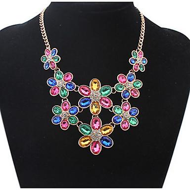 Pentru femei Personalizat Floral Bijuterii Religioase Lux Clasic Vintage Boem De Bază Sexy Ștrasuri Natură Prietenie Turcă film Bijuterii