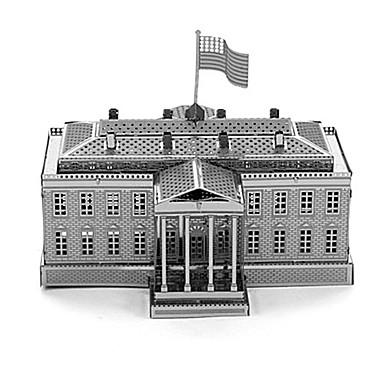 Legpuzzels 3D-puzzels Bouw blokken DHZ-speelgoed Architectuur Metaal Modelbouw & constructiespeelgoed