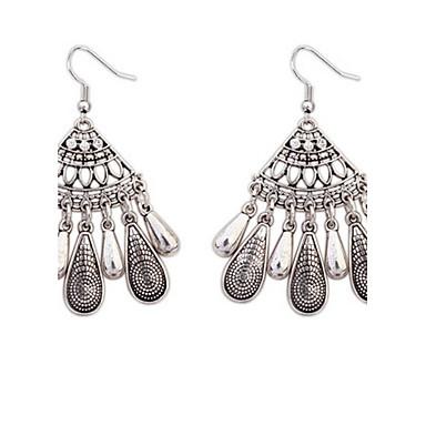 Dames Oorknopjes Druppel oorbellen Ring oorbellen Bergkristal Basisontwerp Uniek ontwerp Logostijl Vriendschap Bikini Doe-het-zelf