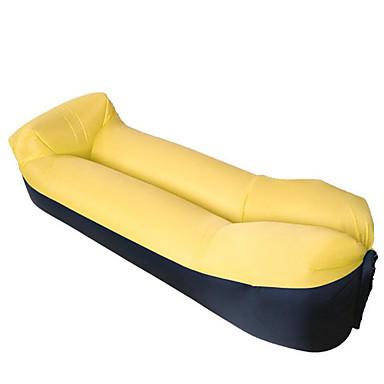 Magnificent Air Sofa Air Mattress Bed Outdoor Camping Waterproof Bralicious Painted Fabric Chair Ideas Braliciousco