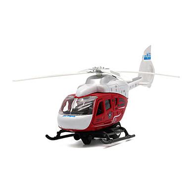 Spielzeuge Helikopter Spielzeuge Flugzeug Helikopter Metalllegierung Metal Stücke Unisex Geschenk