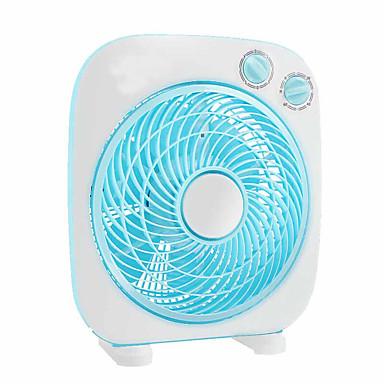 مروحة التهوية تصميم مستقيم بارد ومنعش ضوء ومريحة هادئة والبكم سرعة الرياح التنظيم هز الرأس USB