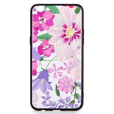 Hülle Für OPPO OPPO R9 OPPO R9 plus Muster Rückseite Blume Hart PC für OPPO R9s Plus OPPO R9s OPPO R9 Plus OPPO R9 OPPO