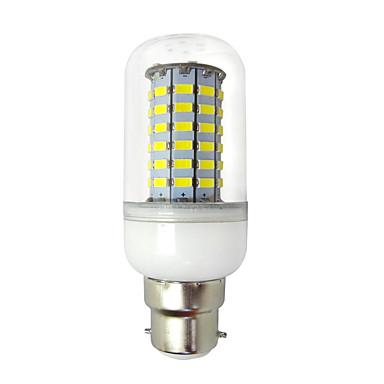 4.5W 400 lm E14 B22 Becuri LED Corn 69 led-uri SMD 5730 Alb Cald Alb Rece AC85-265 AC 85-265V