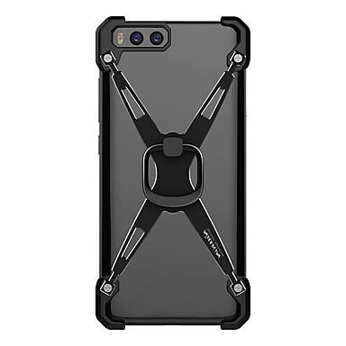 Hülle Für Xiaomi Stoßresistent mit Halterung Beschichtung Ring - Haltevorrichtung Rückseite Rüstung Hart Aluminium für Xiaomi Mi 6