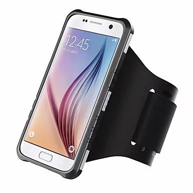 Hülle Für Samsung Galaxy S8 Plus S8 Stoßresistent Armband Handy Tragegurt Volltonfarbe Hart PC für S8 S8 Plus S7 edge S7