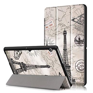 hoesje Voor Huawei Volledig hoesje tablet Cases Hard PU-nahka voor