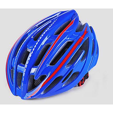 biciclete Casca Ciclism N/A Găuri de Ventilaţie Lumina Greutate Ajustabil Sporturi Ciclism montan Ciclism stradal