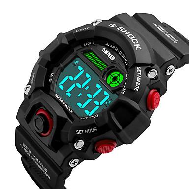 Smart Watch Wasserdicht Multifunktion Sport Stoppuhr Wecker Duale Zeitzonen Kalender Chronograph Other Keine SIM-Kartenslot