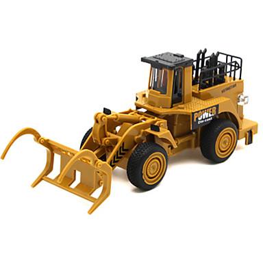 Gegoten voertuigen Speelgoedauto's Speeltjes Constructievoertuig Graafmachine Speeltjes Graafmachine Speeltjes Metaallegering Stuks Unisex