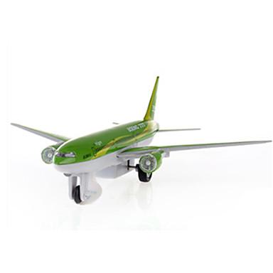 Aufziehbare Fahrzeuge Militärfahrzeuge Spielzeuge Flugzeug Schleppe Metalllegierung Metal Stücke Unisex Geschenk