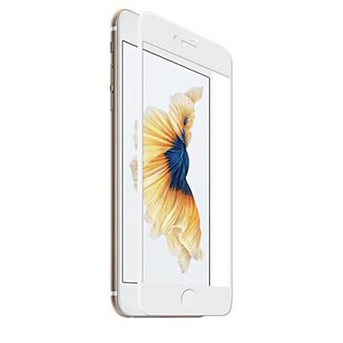 Ecran protector Apple pentru iPhone 7 Plus Sticlă securizată 1 piesă Ecran Protecție Întreg 9H Duritate 2.5D Muchie Curbată Ultra Subțire