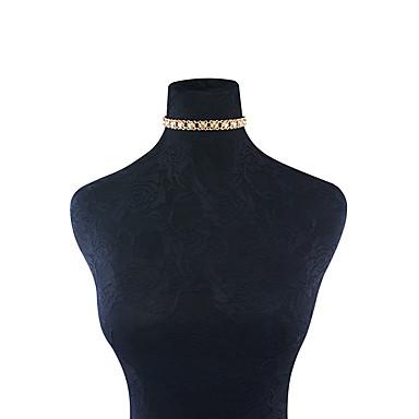 Pentru femei Altele Personalizat Modă Euramerican Coliere Choker Bijuterii Aliaj Coliere Choker . Zilnic Casual