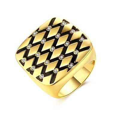 للرجال للمرأة خاتم مكعب زركونيا مخصص تصميم دائري هندسي تصميم فريد قديم حجر الراين بوهيميان أساسي الطبيعة دائرة الصداقة euramerican في