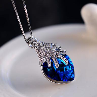 Pentru femei Coliere cu Pandativ Bijuterii Bijuterii Cristal Aliaj Design Unic Modă Euramerican Bijuterii Pentru Petrecere Alte Serată