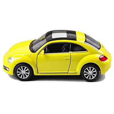 Spielzeug-Autos Fahrzeuge aus Druckguss Spielzeuge Motorräder Spielzeuge Simulation Rechteckig Metalllegierung Eisen Stücke Unisex